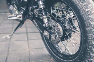 Cadena de la moto
