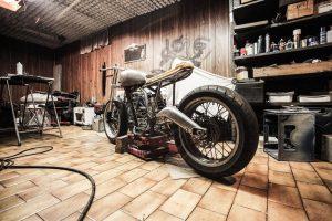 taller moto