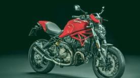 Ducati Monster 821 moto A2