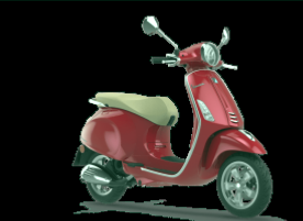 scooter 125 Vespa Primavera