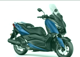 scooter 125 yamaha xmax