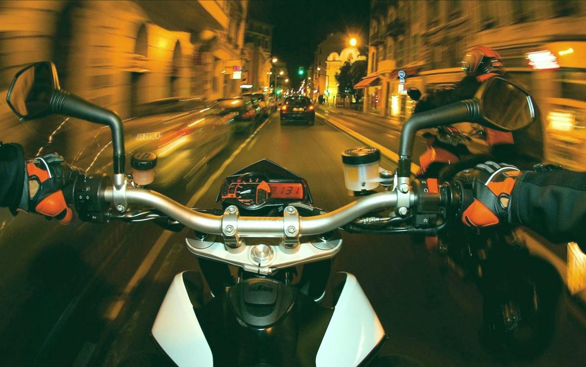 errores más frecuentes en los motociclistas