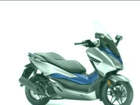 scooter 125 honda forza