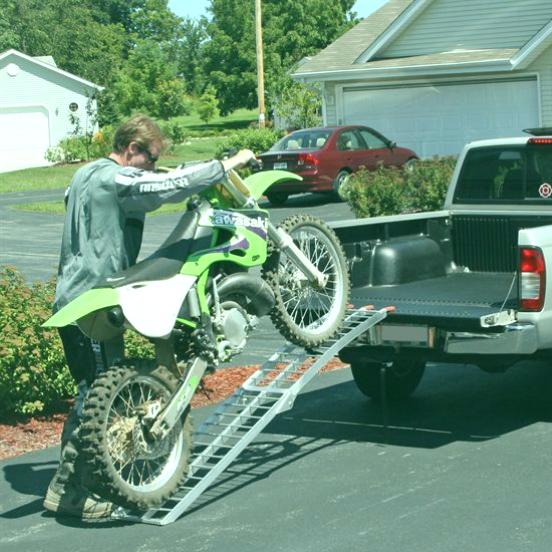 mejor forma de transportar una moto