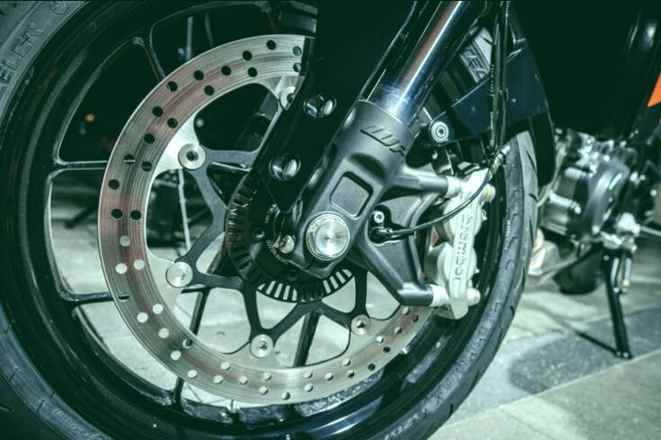 purgar freno de moto