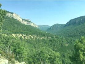 rutas en moto por españa serrania de cuenca