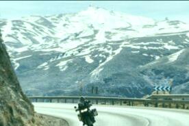 rutas en moto por españa sierra nevada