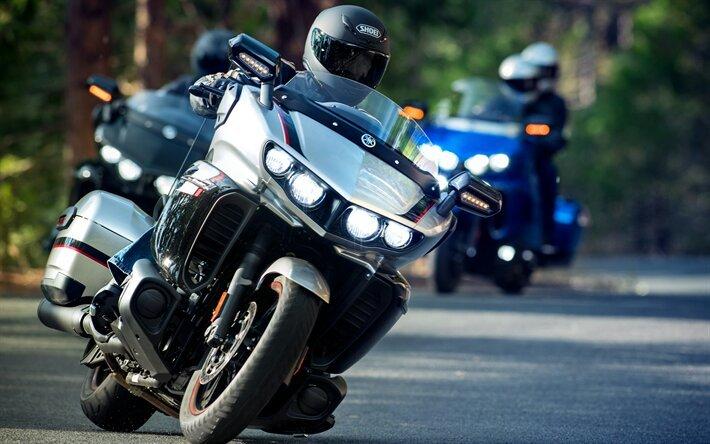 motos touring