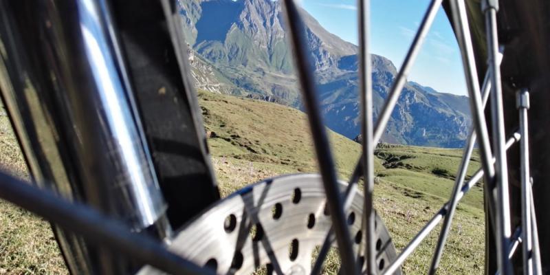 rutas de moto por asturias